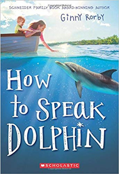 How to Speak Dolphin Cover