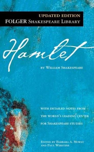 Hamlet ( New Folger Shakespeare Library ) Cover