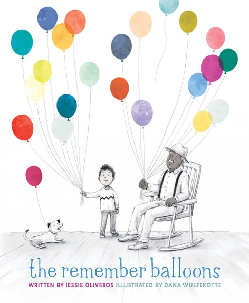 The Remember Balloons Cover