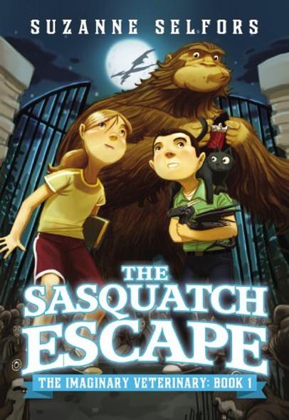 The Sasquatch Escape (The Imaginary Veterinary) Cover