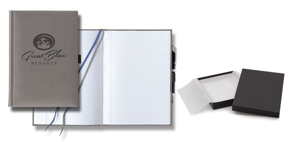 Medium Tucson Journal with Pen, Loop and Gift Box