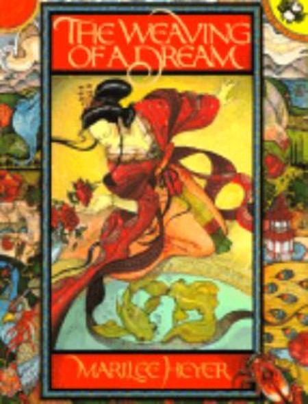 The Weaving of a Dream Cover
