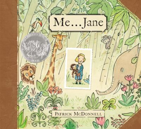 Me... Jane Cover
