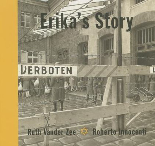 Erika's Story Cover