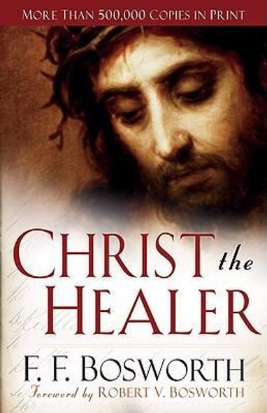 Christ the Healer Cover