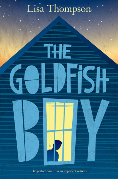 The Goldfish Boy Cover