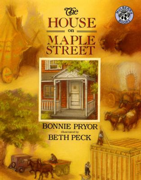 House on Maple Street Cover