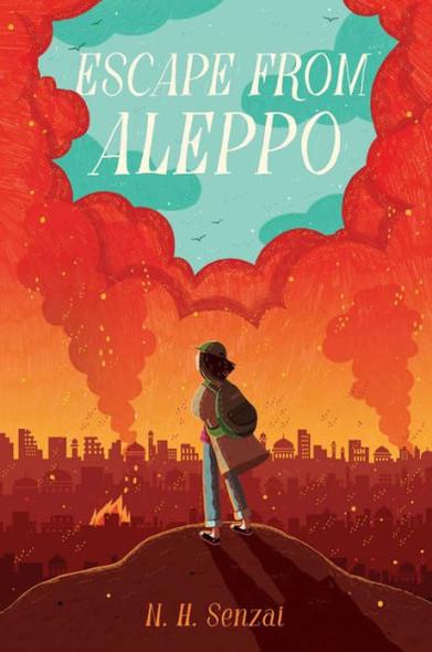Escape from Aleppo Cover