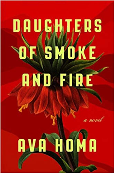 Daughters of Smoke and Fire Cover