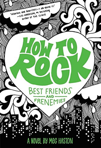 How to Rock: Best Friends and Frenemies Cover