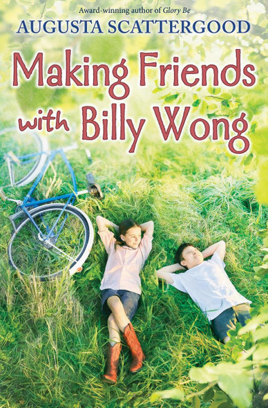 Making Friends with Billy Wong Cover