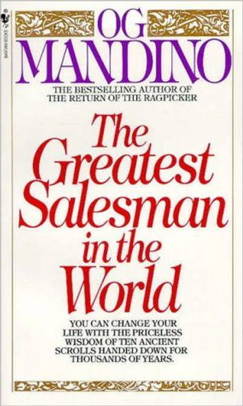 The Greatest Salesman in the World Cover