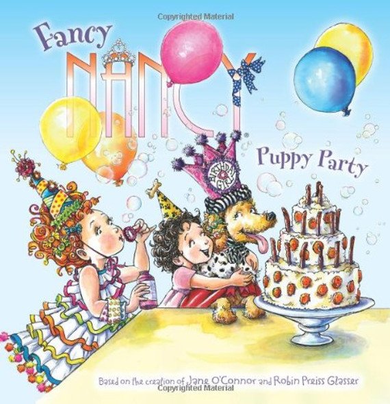 Fancy Nancy: Puppy Party Cover