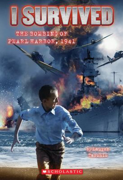 I Survived the Bombing of Pearl Harbor 1941 Cover