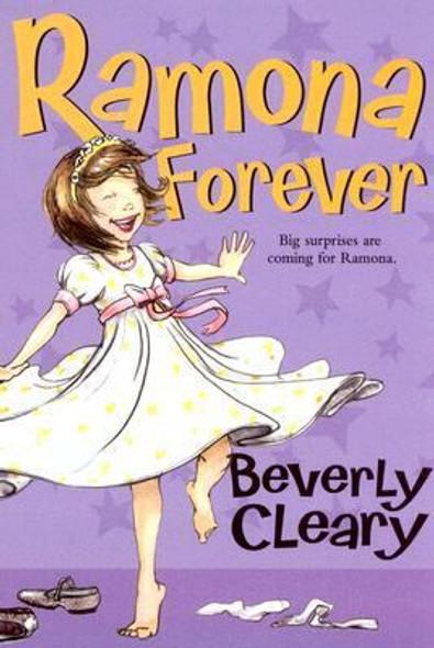Ramona Forever Cover
