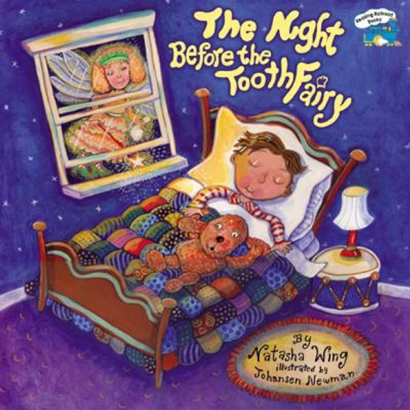 The Night Before the Tooth Fairy Cover