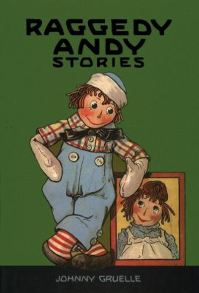 Raggedy Andy Stories Cover