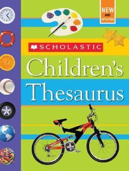 Scholastic Children's Thesaurus Cover