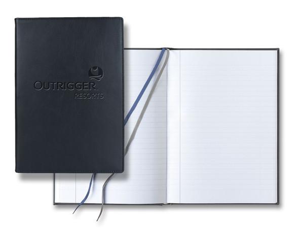 Medium Calf Leather Journal