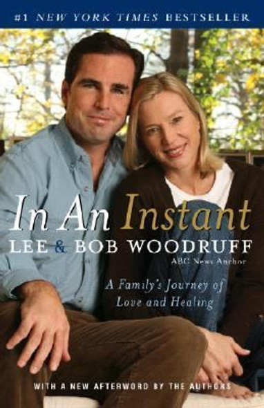 In an Instant: A Family's Journey of Love and Healing Cover
