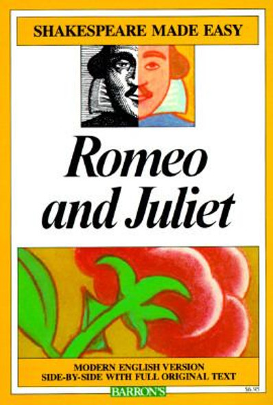 Romeo and Juliet (Shakespeare Made Easy) Cover