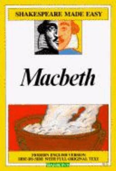 Macbeth ( Shakespeare Made Easy ) Cover