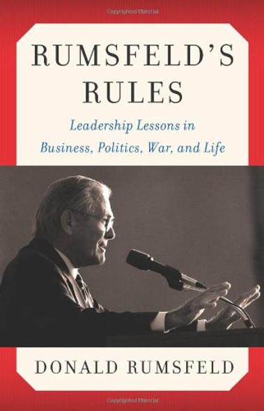 Rumsfeld's Rules Cover