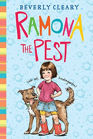 Ramona the Pest Cover