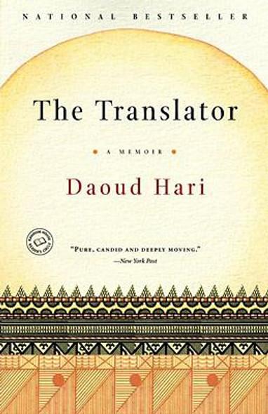 The Translator: A Memoir Cover