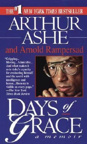 Days of Grace: A Memoir Cover
