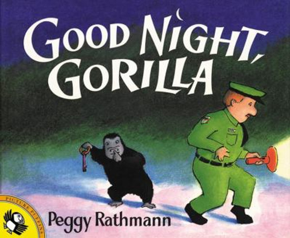 Good Night, Gorilla Cover