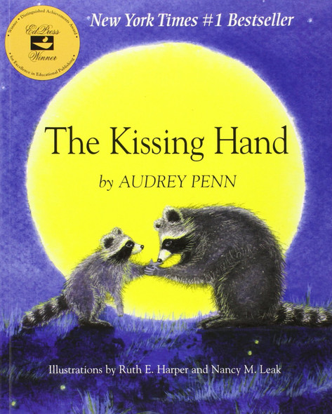 The Kissing Hand [With CD] Cover