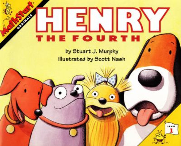 Henry the Fourth Cover