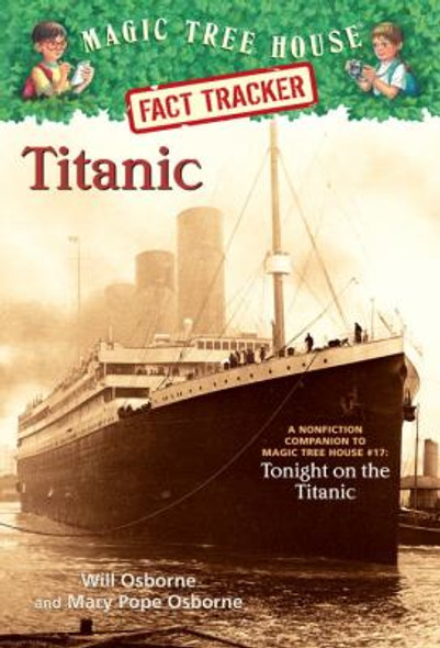 Titanic: A Nonfiction Companion to Tonight on the Titanic Cover