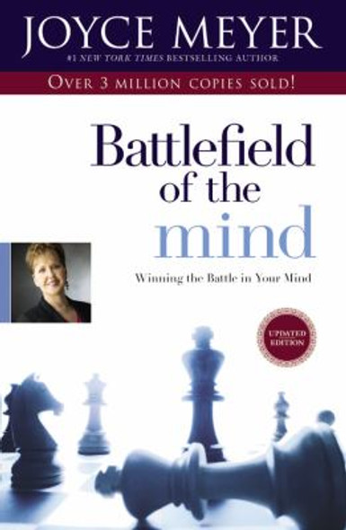 Battlefield of the Mind: Winning the Battle in Your Mind Cover