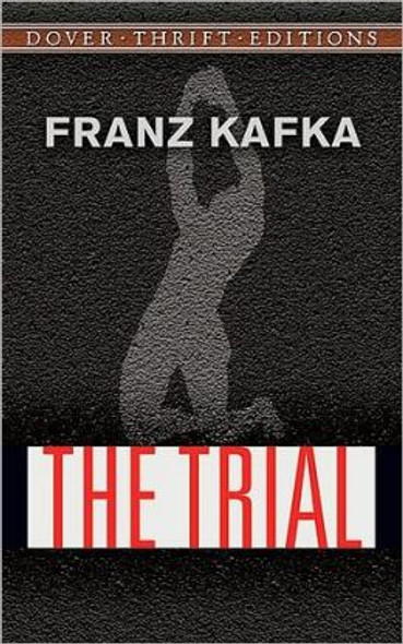 The Trial (Dover Thrift Editions) Cover