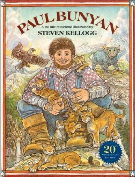Paul Bunyan Cover