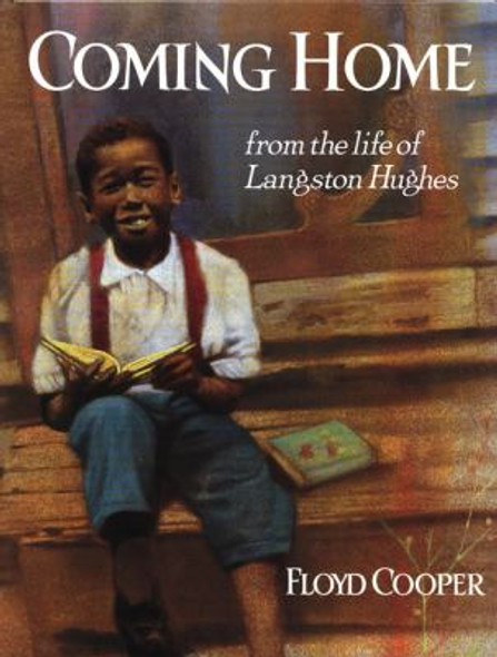 Coming Home: From the Life of Langston Hughes Cover