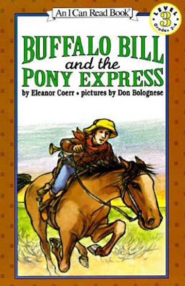 Buffalo Bill and the Pony Express Cover