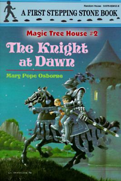 Magic Tree House #02: The Knight at Dawn Cover