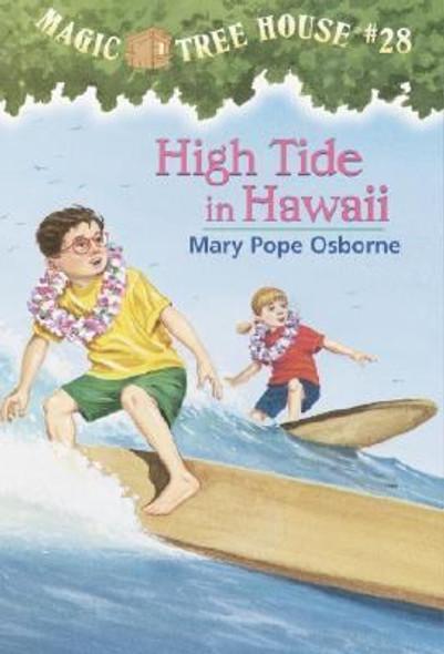 Magic Tree House #28: High Tide in Hawaii Cover