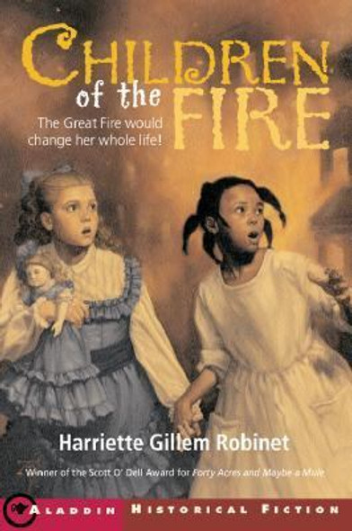 Children of the Fire Cover