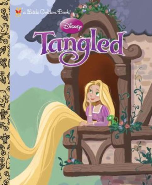 Tangled (Little Golden Book) Cover