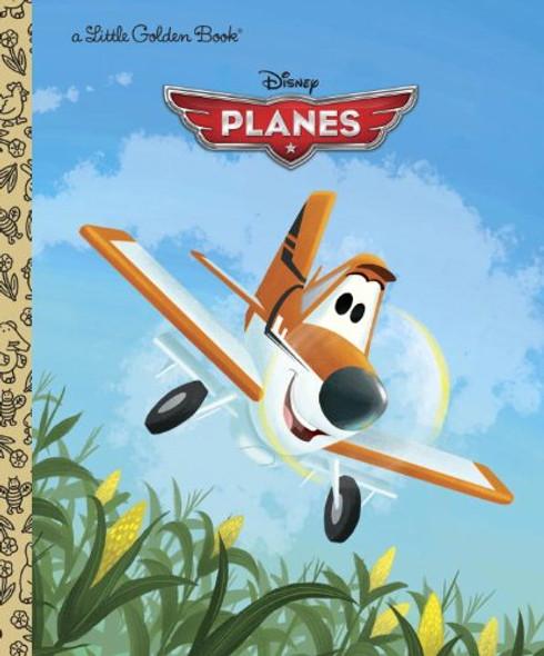 Planes Little Golden Book (Disney Planes) (Little Golden Book) Cover
