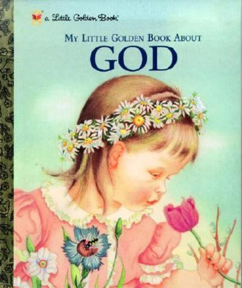 My Little Golden Book about God Cover