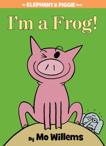 I'm a Frog! Cover