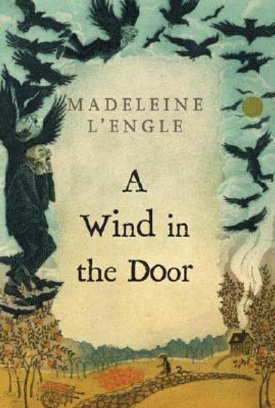 A Wind in the Door (A Wrinkle in Time Quintet) Cover