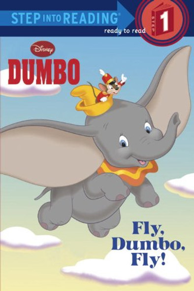 Fly, Dumbo, Fly! Cover
