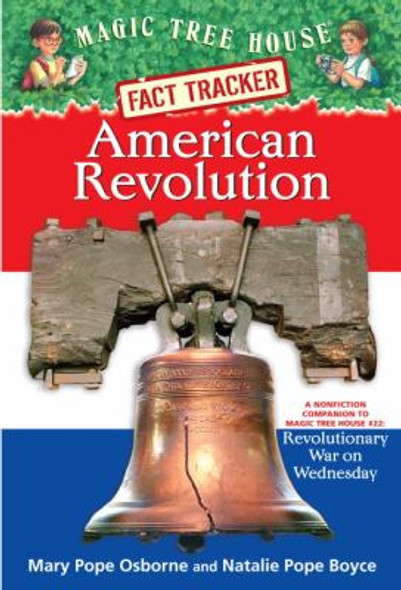 American Revolution: A Nonfiction Companion to Revolutionary War on Wednesday Cover