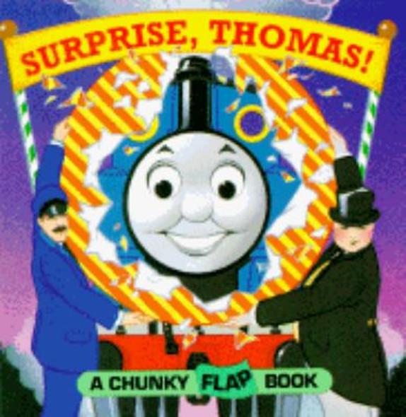 Surprise, Thomas! Cover